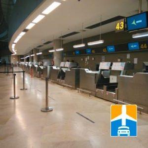 parking aeropuerto en Valencia